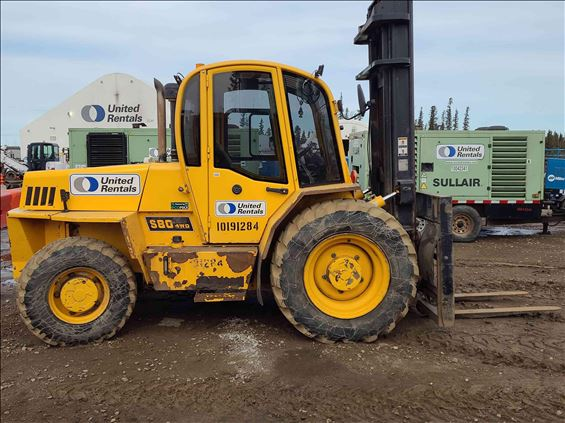 2013 SELLICK S-80-4WD