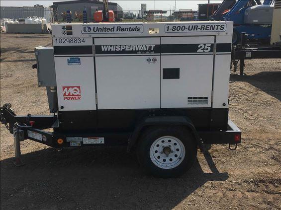 2014 Multiquip DCA25USI4CAN Diesel Generator