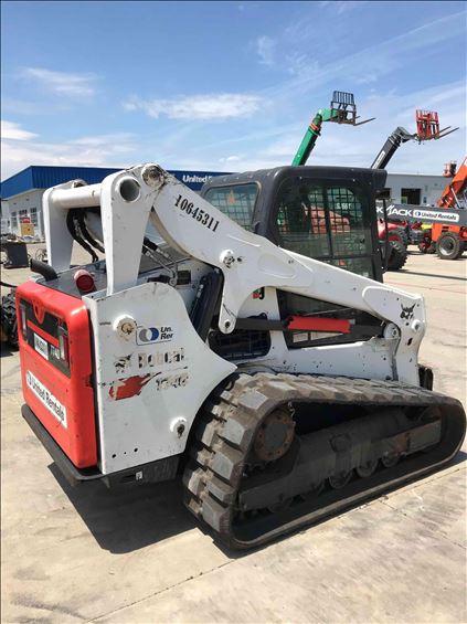 2017 Bobcat T740