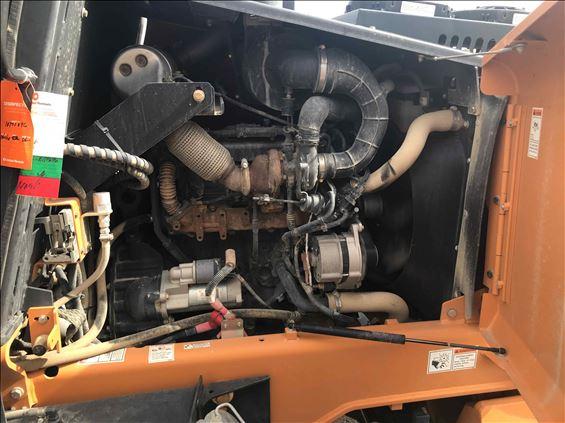 2018 Case 586H Rough Terrain Forklift