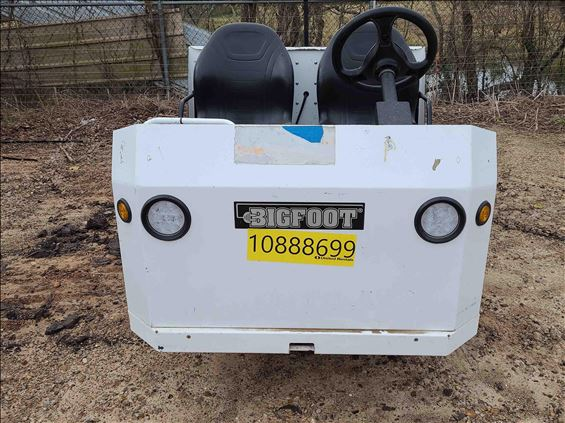 2019 Taylor Dunn B5-440-36 Utility Vehicle