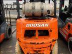 2015 Doosan G25E-5 Warehouse Forklift