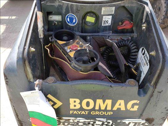 2017 BOMAG BMP8500 Walk-Behind Roller