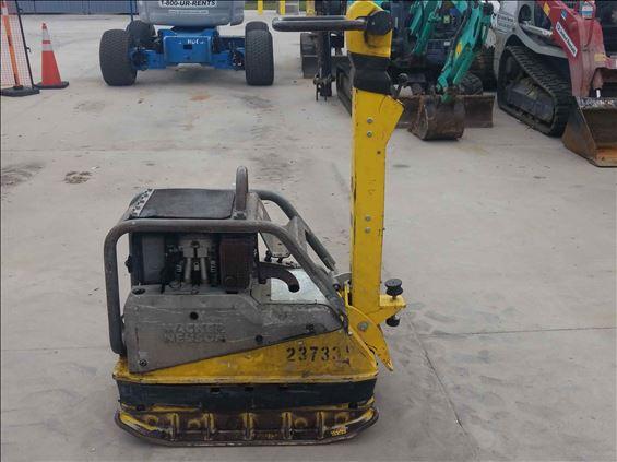 2015 Wacker DPU4545He Plate Compactor