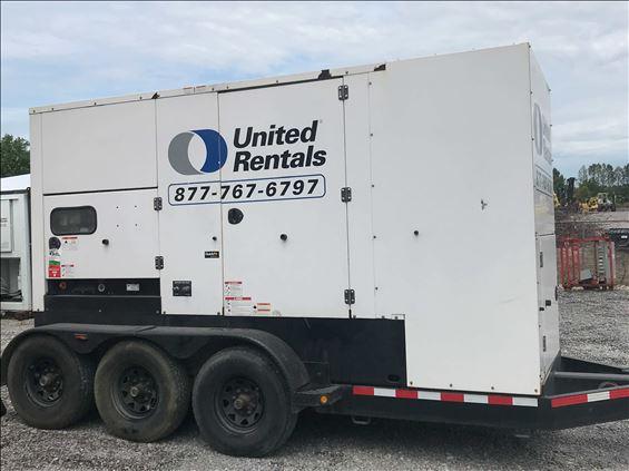2015 Cummins C300D6R Diesel Generator