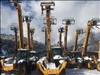 2014 JCB 535-140 HIVIZ Rough Terrain Forklift
