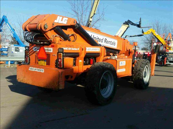 2014 JLG 1044C-54 Rough Terrain Forklift