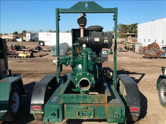 2013 Cornell 4HC-6068 Pump