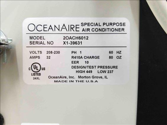2019 OCEANAIRE 2OACH6012FLT Heater
