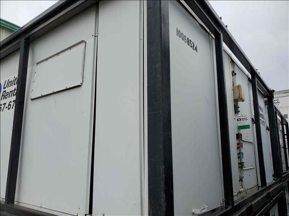 2012 TRANE 25T-480V-DH-TCH Air Conditioner
