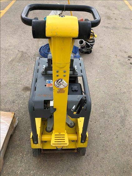 2017 Wacker Neuson DPU100-70 Plate Compactor