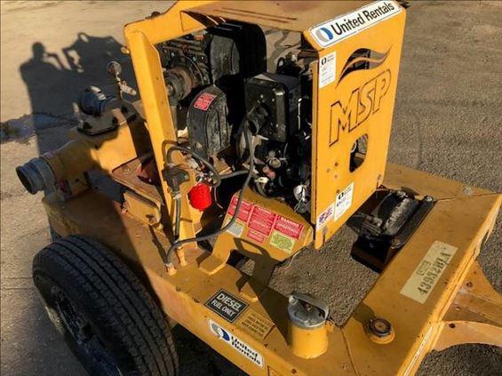 2017 Myers Seth DD-4S/HA/T Pump