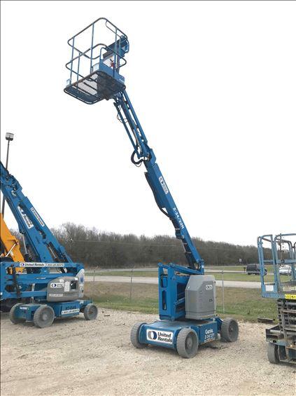 2012 Genie Z-34/22N Boom Lift