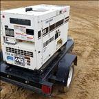 2019 Multiquip DCA15SPXU4F Diesel Generator