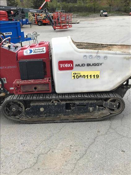 2017 Toro TX2500