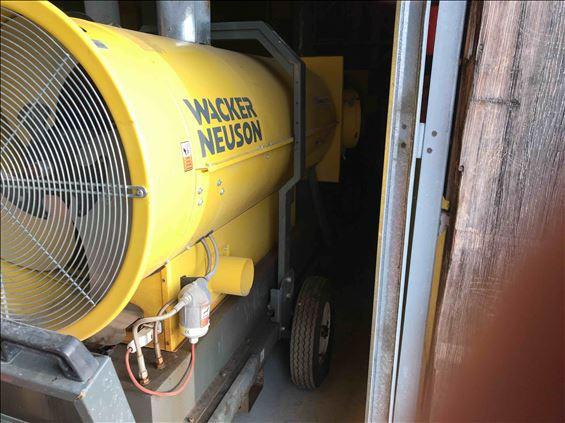 2015 Wacker Neuson HI400HD