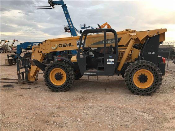 2015 Gehl RS10-55 Rough Terrain Forklift