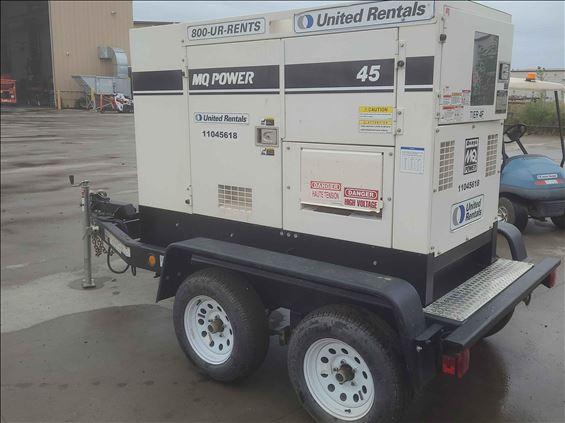 2020 Multiquip DCA45SSIU4F Diesel Generator
