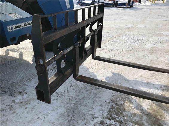 2016 Genie GTH-844 Rough Terrain Forklift