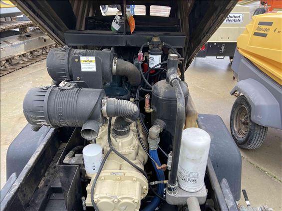 2013 Doosan C185WKU-T4I Air Compressor
