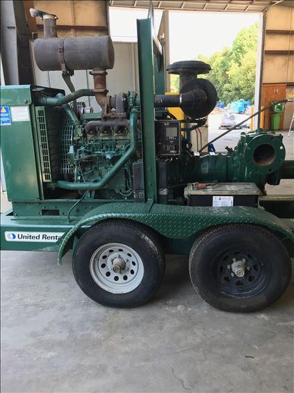 2016 Pioneer Pump VP66S14L716068