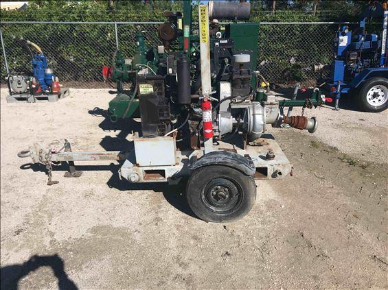2011 Pioneer Pump PP12S17L716068 Pump