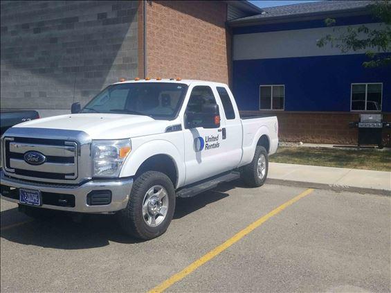 2016 Ford F250SCABXLTG4WD Truck