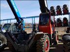2014 Skyjack ZB2044 Rough Terrain Forklift