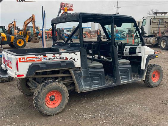 2018 Bobcat 3400XLD Utility Vehicle
