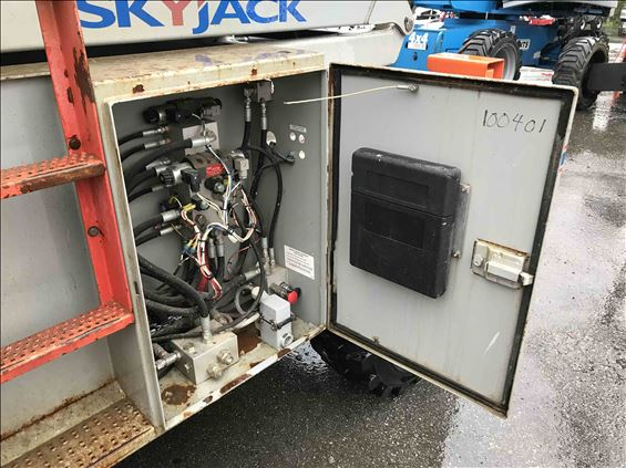 2010 Skyjack SJ8841RT Scissor Lift