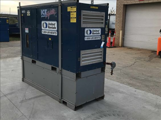 2010 Frost-Fighter IHS-700DSL Heater