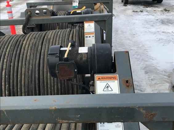 2012 Wacker Neuson HHS3002 Ground Heater