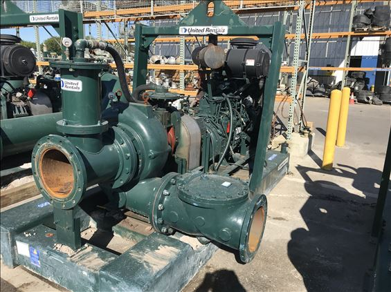 2011 Pioneer Pump PP14S17L716090