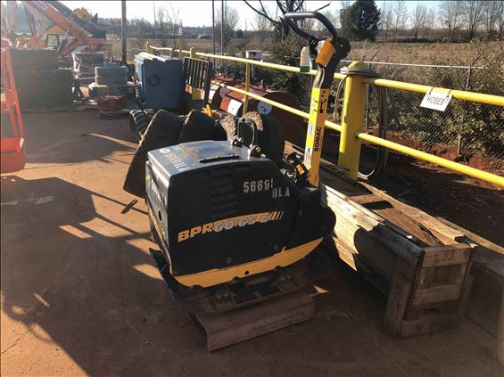 2018 BOMAG BPR60/65 Plate Compactor