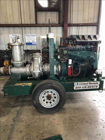 2008 Pioneer Pump PP66S12L2D914 Pump