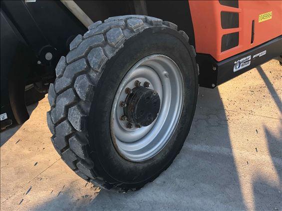 2016 JLG 1255 Rough Terrain Forklift