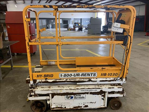 2014 Hy-Brid Lifts HB1030 Scissor Lift
