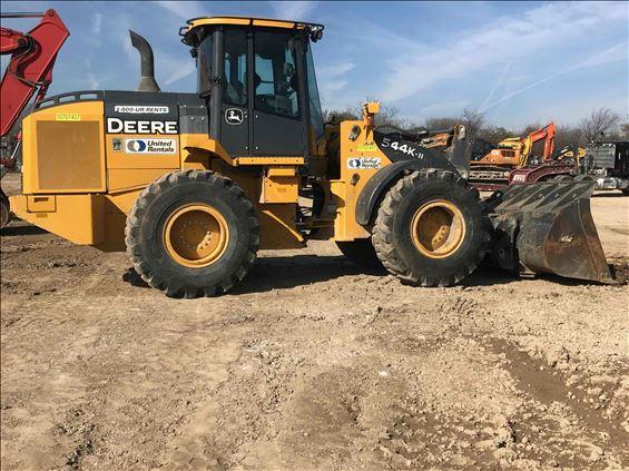 2018 John Deere 544K Wheel Loader