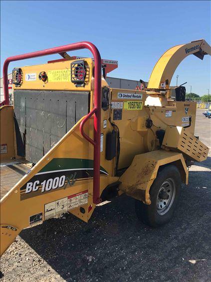 2017 Vermeer BC1000XL89 Chipper/Stumper