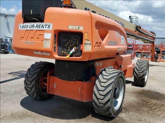 2009 JLG 1350SJP Boom Lift