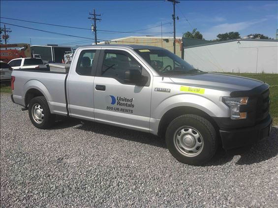 2016 Ford F150SCABXLG2WD Truck