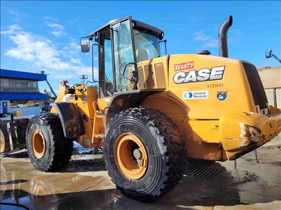 2014 Case 821F Wheel Loader