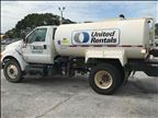 2013 Ford F-750 WATER Water Truck