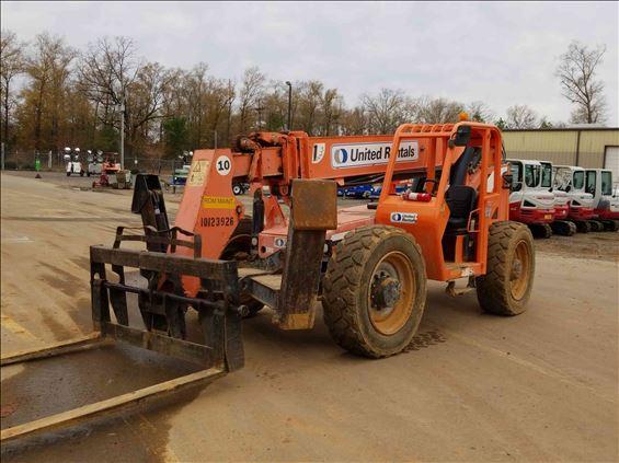 2013 SKYTRAK 10054 Reach Forklift