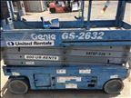 2013 Genie GS-2632 Scissor Lift
