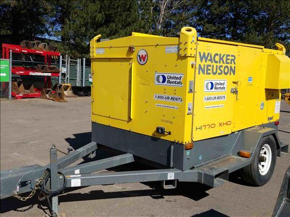 2012 Wacker Neuson HI770XHD Heater