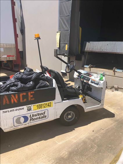 2018 Taylor Dunn BIGFOOT 36V AC Utility Vehicle