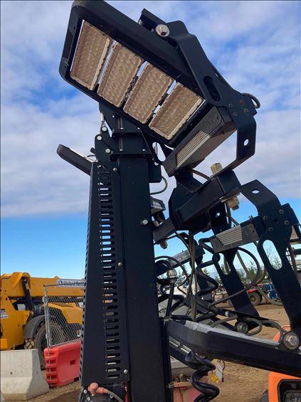2019 Generac MLT6SMDS Towable Light Tower