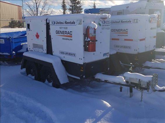 2018 Magnum Pro MMG45FHKCAN Diesel Generator