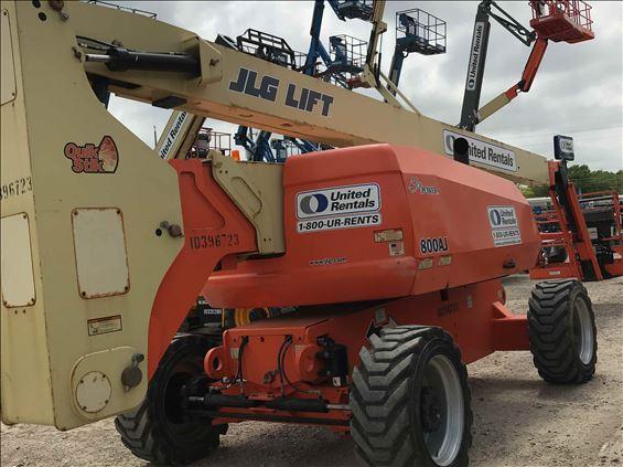 2015 JLG 800AJ Boom Lift